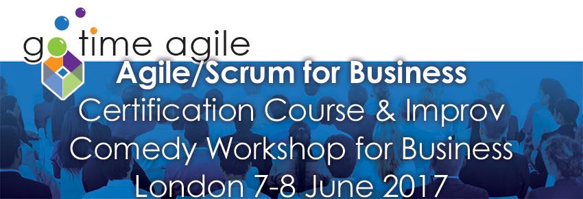 London Scrum Agile Course